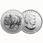 продать серебряные Монеты Канады