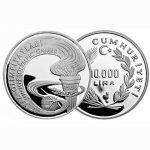 продать серебряные Монеты Турции