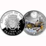 продать серебряные Иностранные монеты