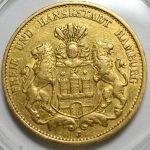 продать 20 марок 1884 год