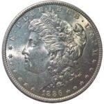 продать Доллар Моргана 1886