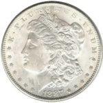 продать Доллар Моргана 1887