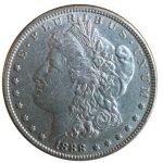 продать Доллар Моргана 1888