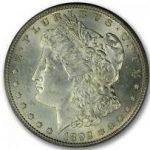 продать Доллар Моргана 1892