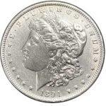 продать Доллар Моргана 1894
