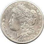 продать Доллар Моргана 1895