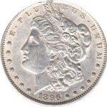 продать Доллар Моргана 1896