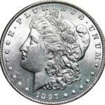 продать Доллар Моргана 1897