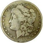 продать Доллар Моргана 1899