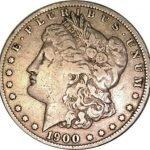продать Доллар Моргана 1900
