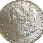 продать Доллар Моргана 1901