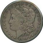 продать Доллар Моргана 1904