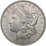 продать Доллар Моргана 1921