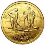50 рублей 2014 Керлинг