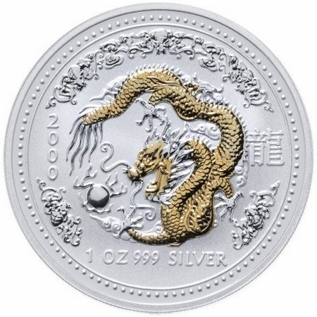 1 доллар 2000 года