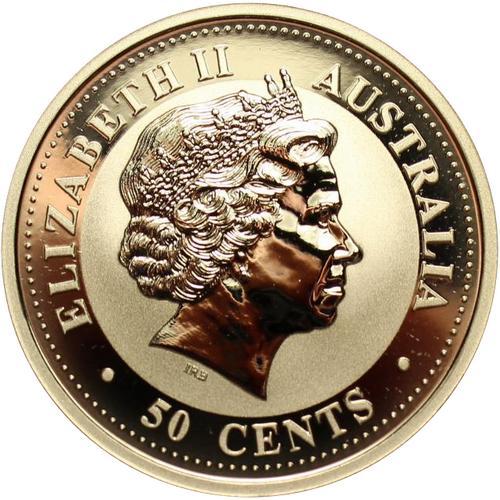 50 центов 2001 года