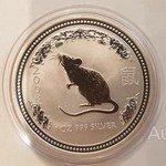 1 доллар 2008 года
