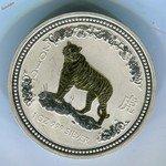 1 доллар 2010 года