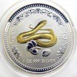 1 доллар 2001 года