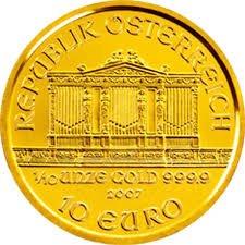 10 евро Филармоникер