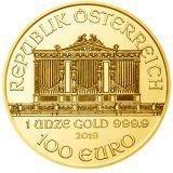 100 евро Филармоникер