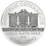 100 евро Филармоникер серебро