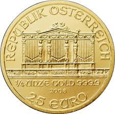 25 евро Филармоникер