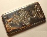 Слиток серебра продать