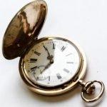 Карманные Часы Золото 56