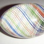 Яйцо пасхальное. Россия до 1917г Стекло